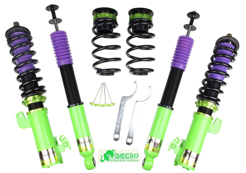 GECKO RACING G-STREET Coilover for 04~10 SUZUKI Swift