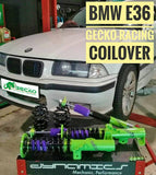 GECKO RACING G-STREET Coilover for 92~00 BMW 3 Series