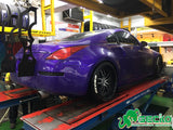 GECKO RACING G-STREET Coilover for 02~09 NISSAN 350Z / Fairlady Z