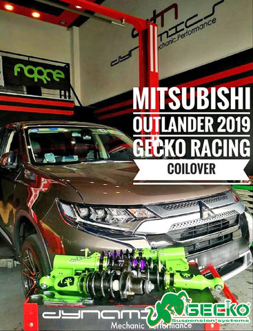 GECKO RACING G-RACING Coilover for 13~UP MITSUBISHI Outlander MK3