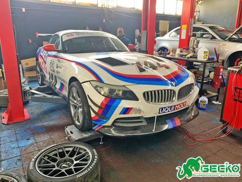 GECKO RACING G-RACING Coilover for 09~16 BMW Z4