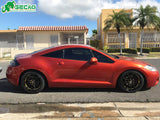 GECKO RACING G-STREET Coilover for 06~12 MITSUBISHI Eclipse