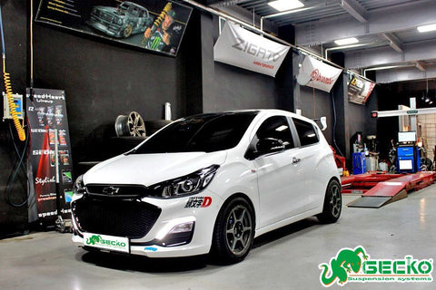 GECKO RACING G-STREET Coilover for 16~Up CHEVROLET Spark M400