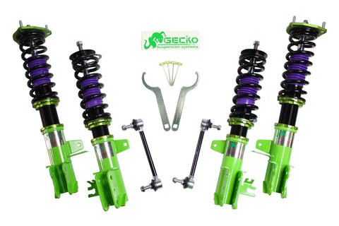 GECKO RACING G-STREET Coilover for 02~11 CHEVROLET Lacetti / Optra / Estate / Nubira