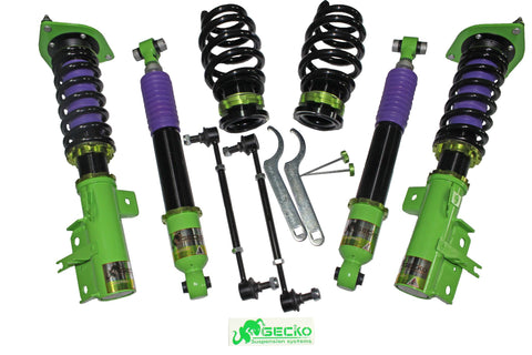 GECKO RACING G-RACING Coilover for 06~13 NISSAN Qashqai / Dualis