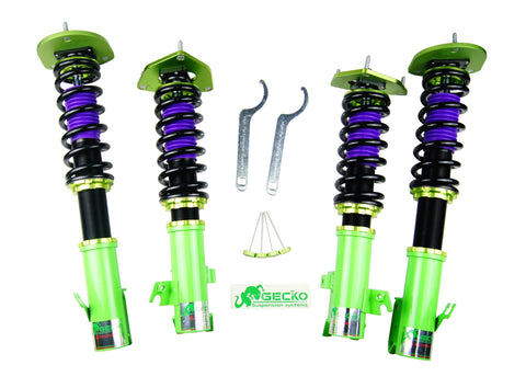 GECKO RACING G-RACING Coilover for 02~08 SUBARU Forester