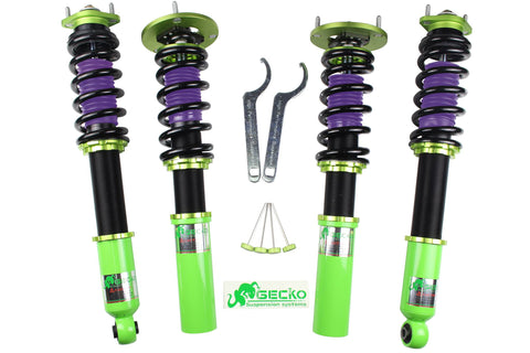 GECKO RACING G-RACING Coilover for 88~95 BMW 5 Series  (F: ∅50 or ∅55)