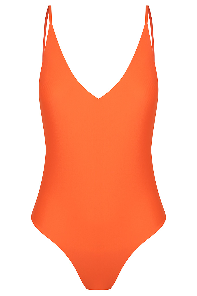 Kate One Piece | Citrus Orange