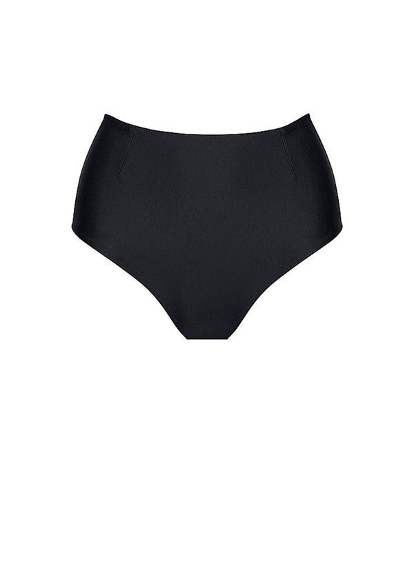 Midnight High Waisted Bikini Bottom | PRE ORDER