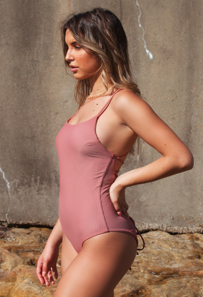 Kourts One Piece | Rose