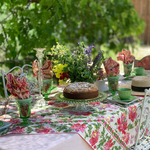 A Lovely Garden Gathering Celebration