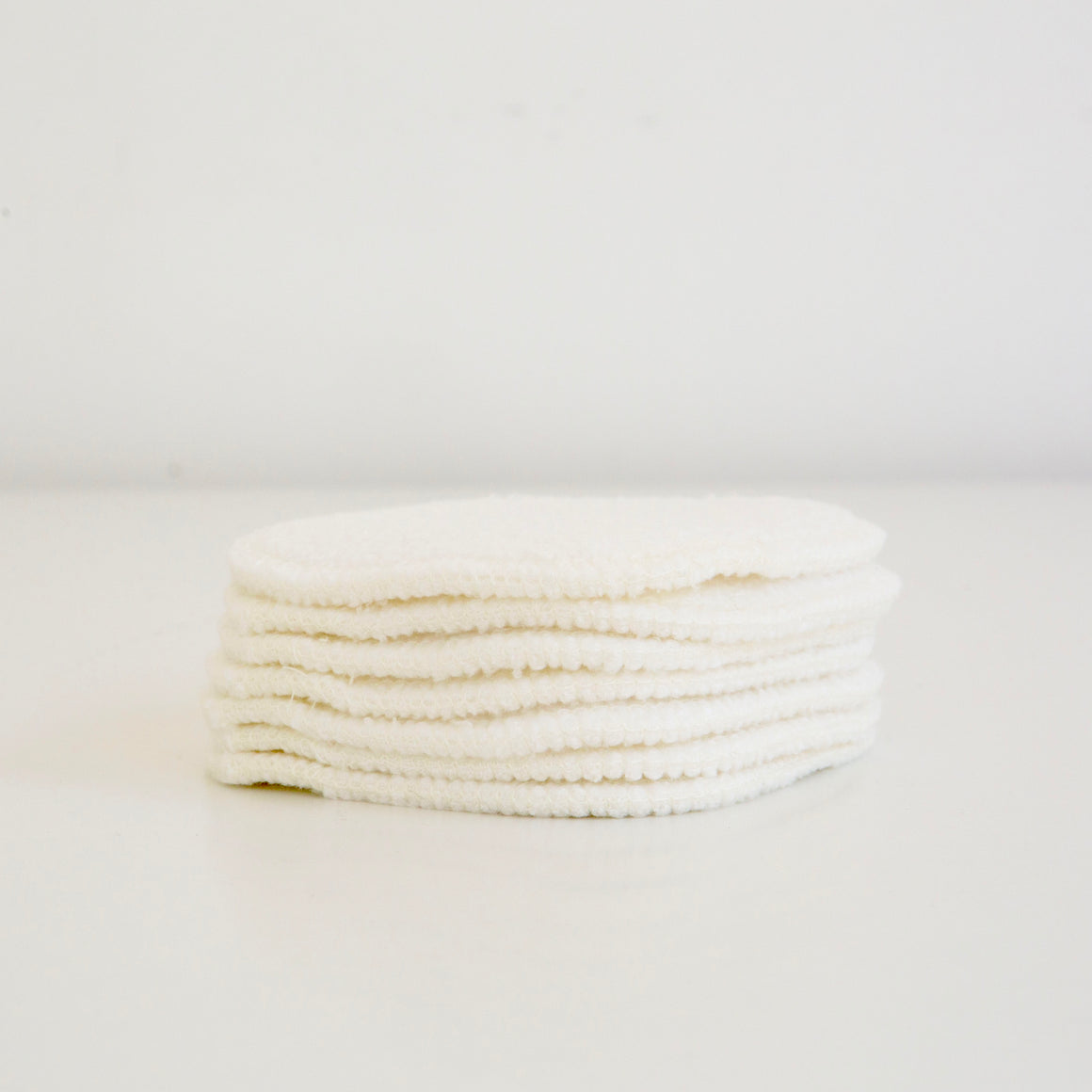 Organic Cotton Facial Rounds - Set of 7
