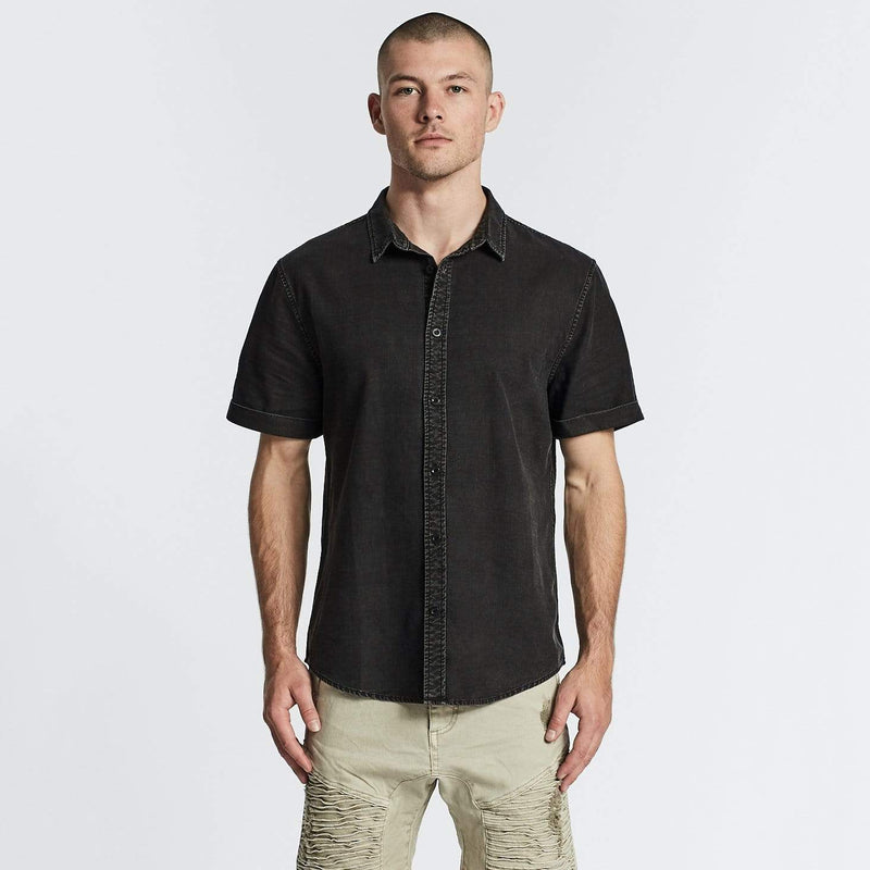 Awake Short Sleeve Shirt Black