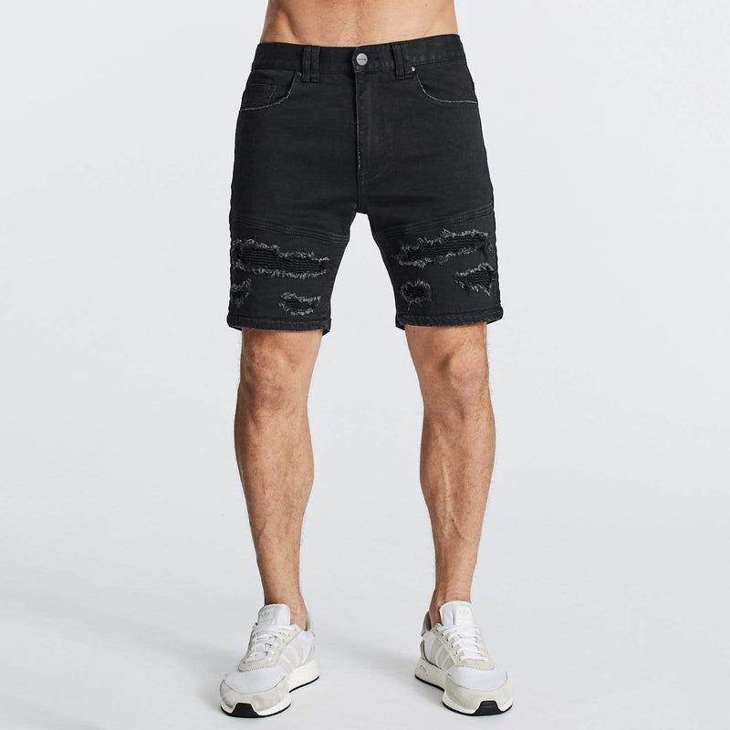 Combination Shorts Jet Black