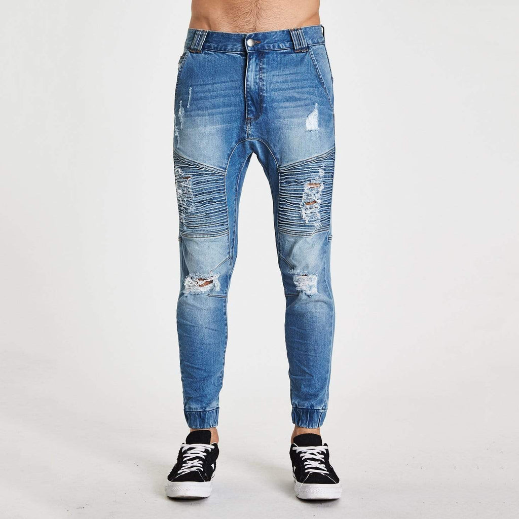 Destroyer Pants Arizona Blue