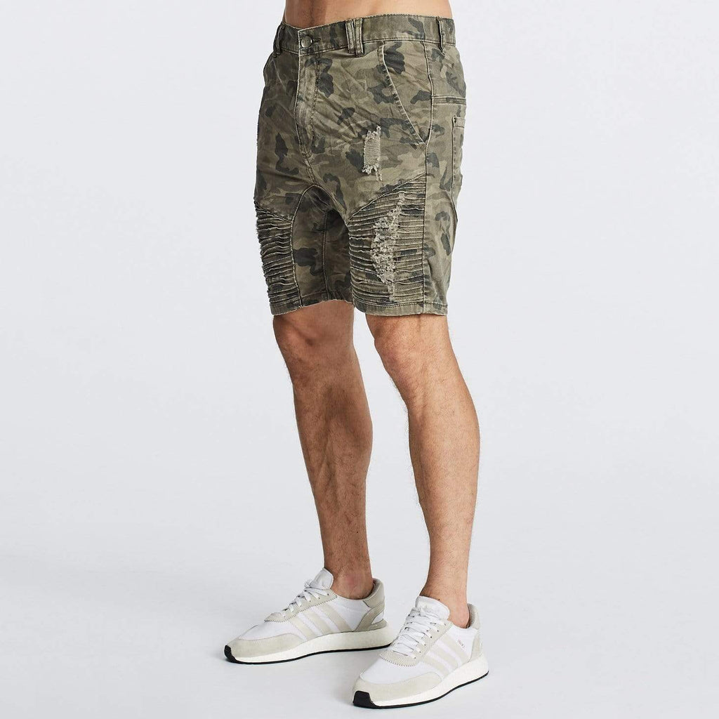 Destroyer Shorts Airwolf Camo