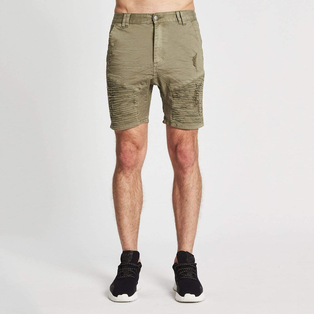 Destroyer Shorts Dusty Olive