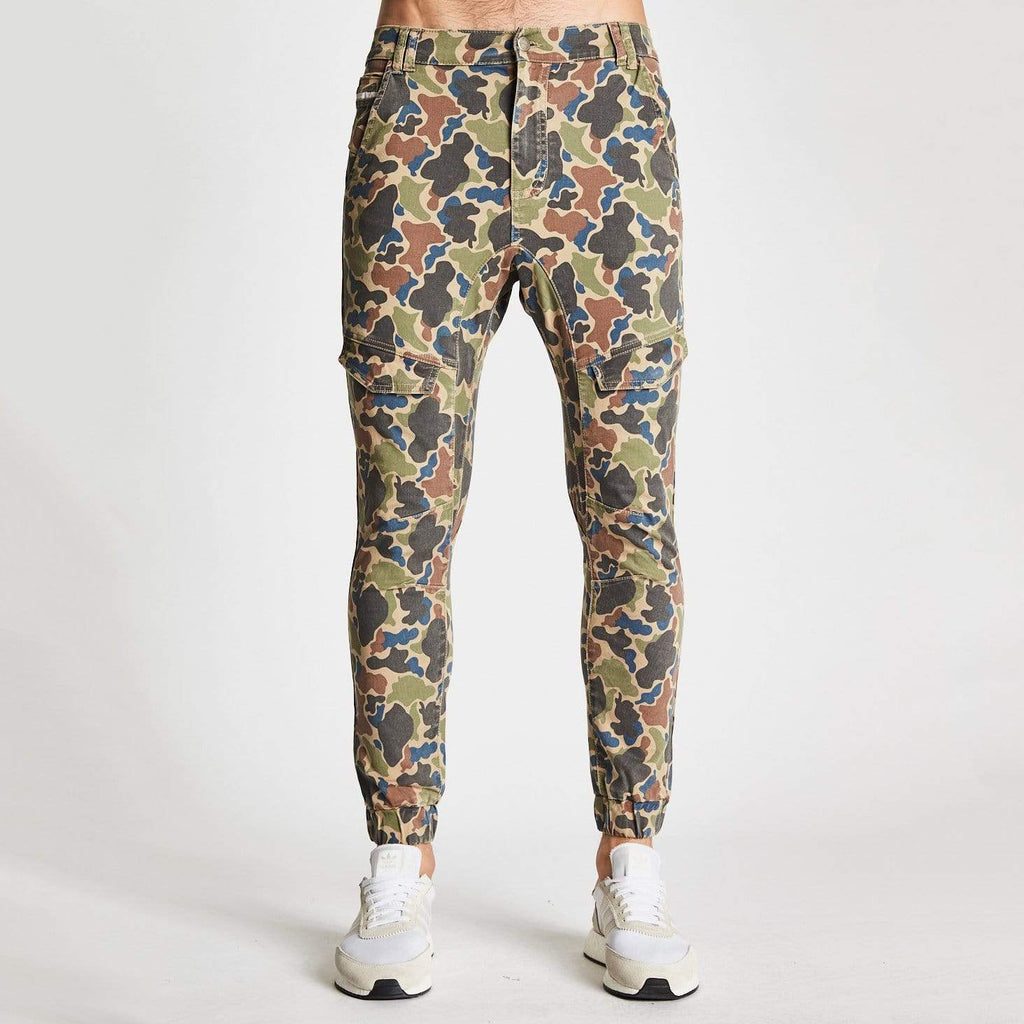 Flight Pants Duck Hunt Camo