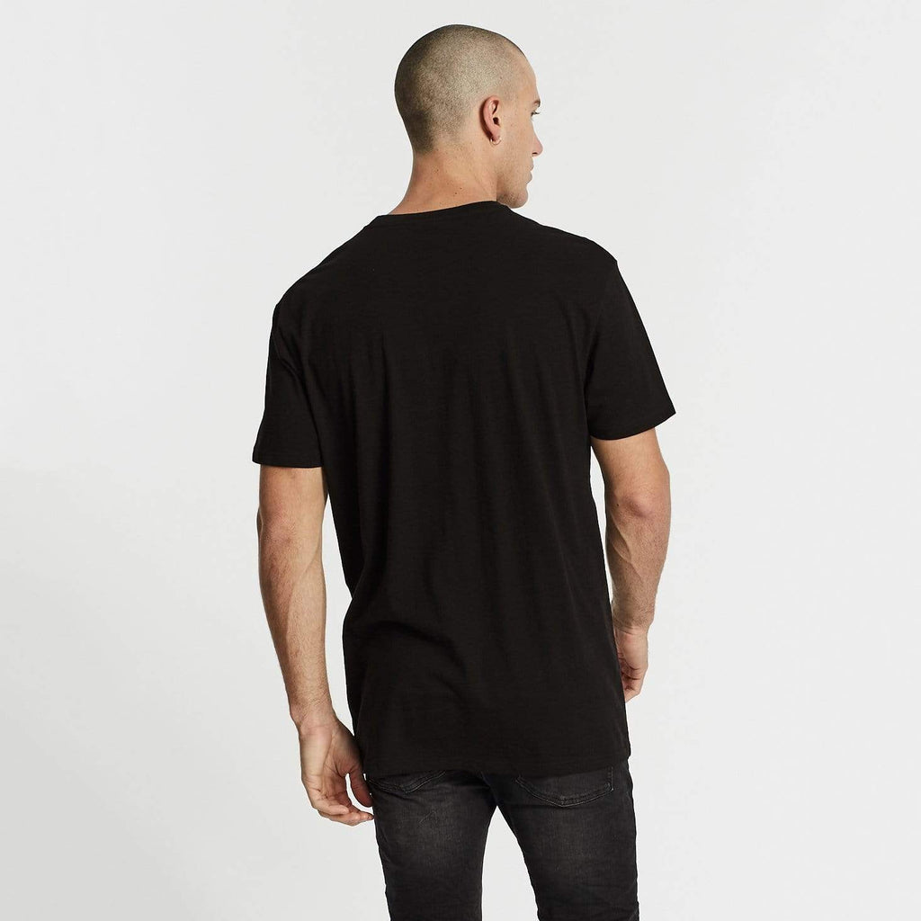 Gotham Relaxed Fit T-Shirt Jet Black