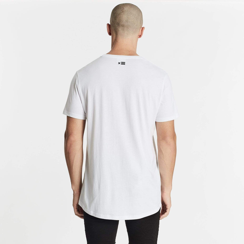 Power Play Scoop Back T-Shirt White