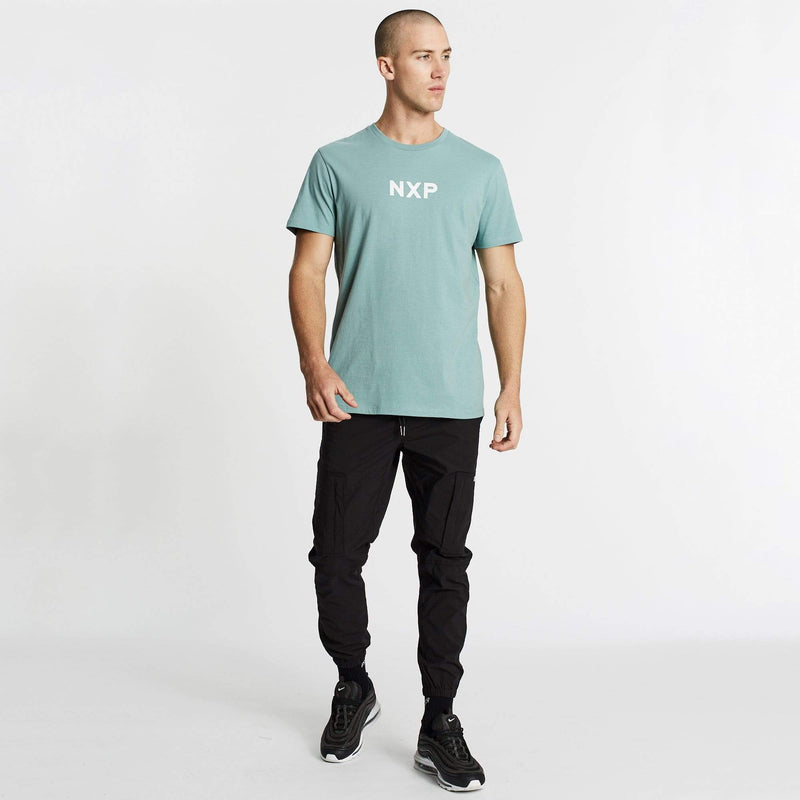 Richardson Cape Back T-Shirt Teal