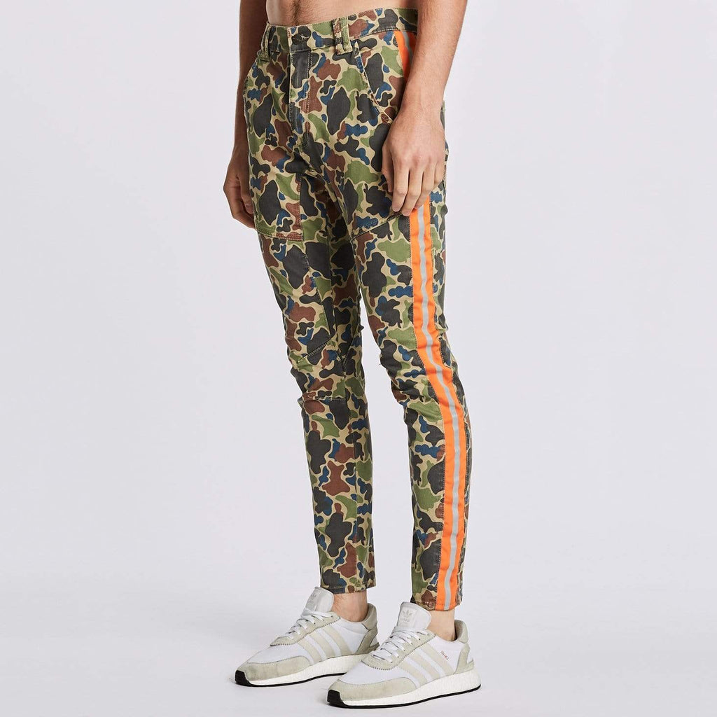 Sergeant Pants Duck Hunt Camo
