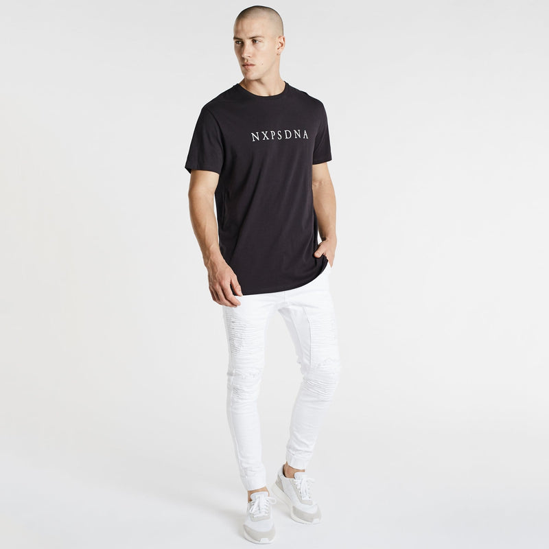 Stone Cold Scoop Back T-Shirt Graphite