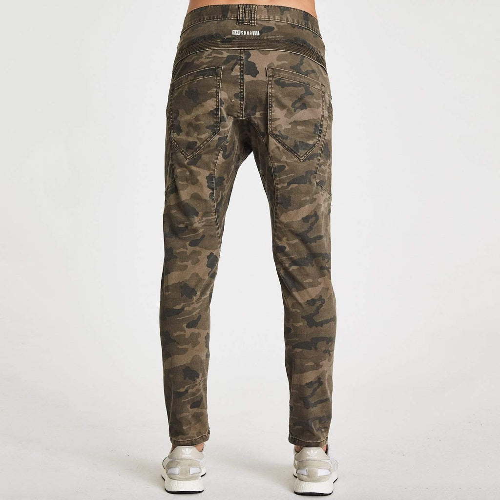 Tactical Pants Airwolf Camo