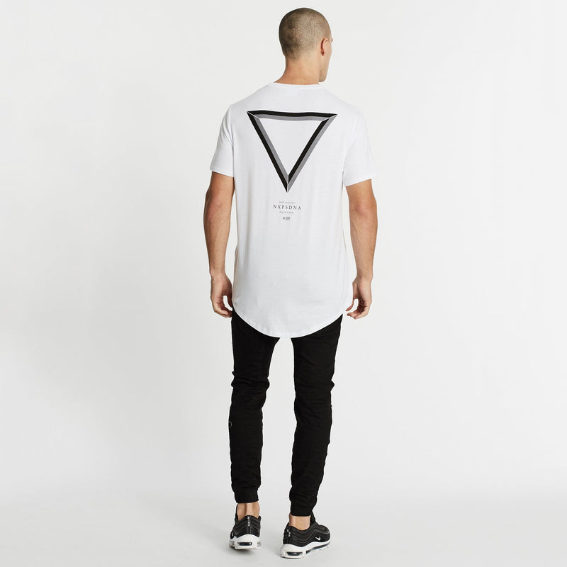 Wildfire Cape Back T-Shirt White