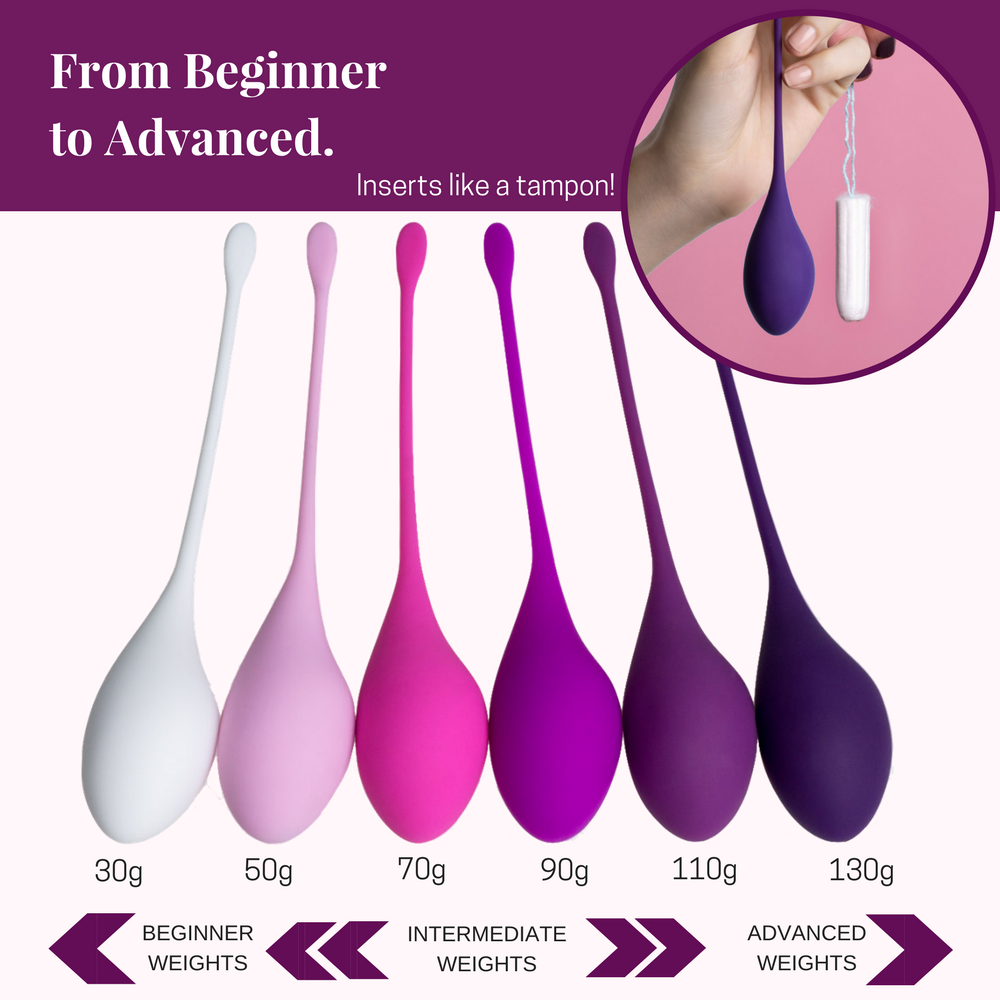 Juno Kegel Exercise Weights Set