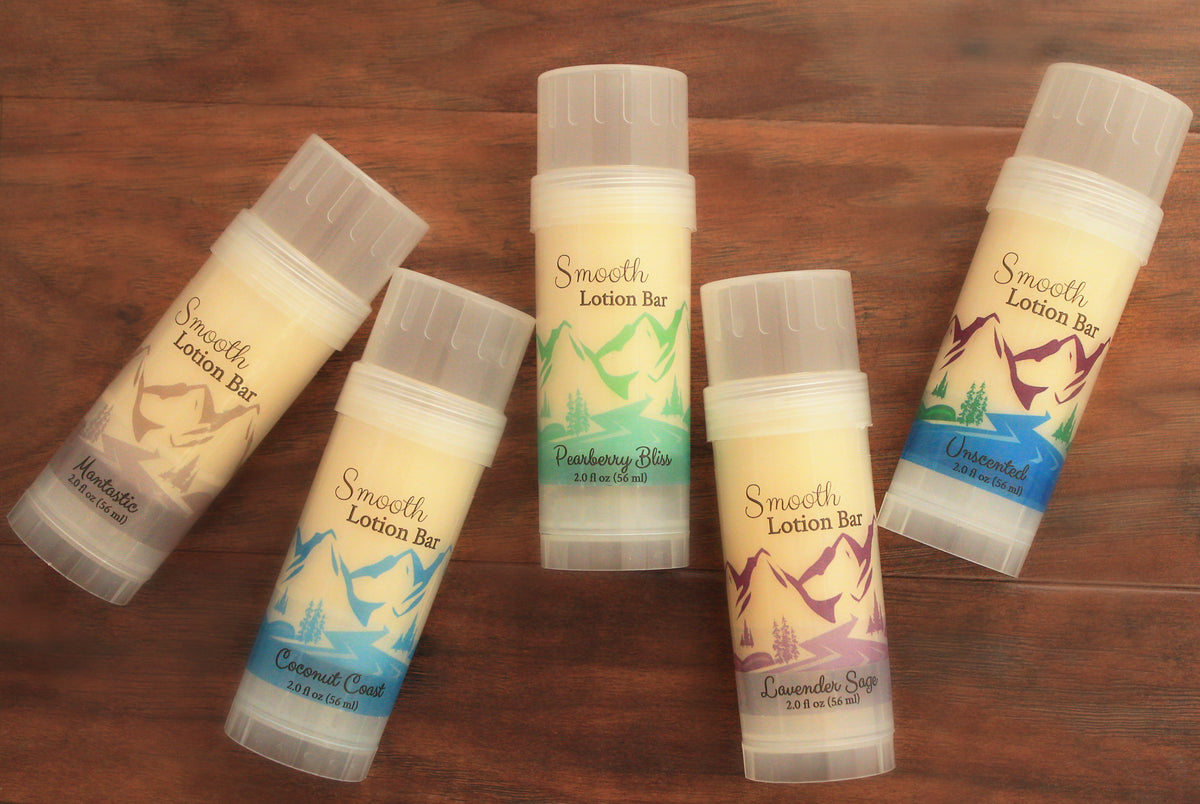 Smooth Lotion Bar