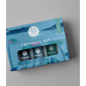 The Tranquil Essential Blend Oil Collection