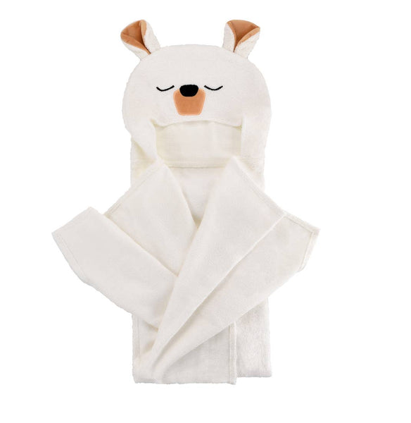 Bamboo Hooded Towels