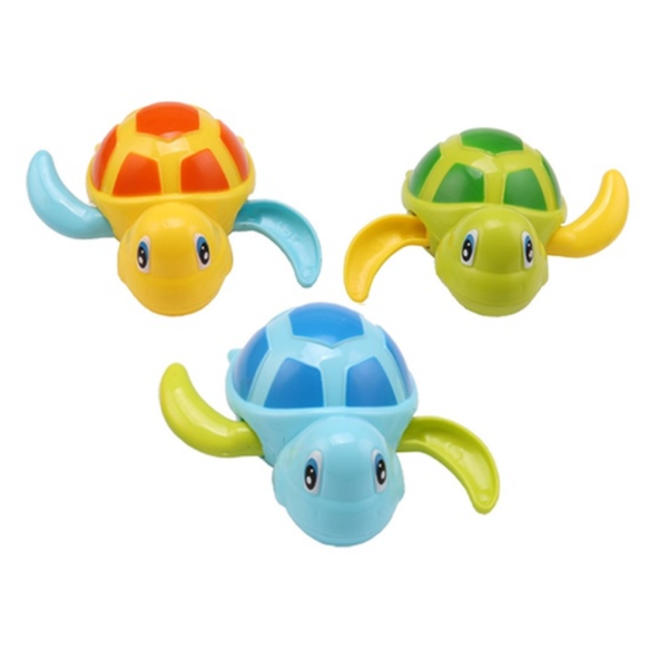 Tortoise Baby Bath Toy