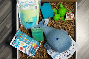 Kids Bath Time Gift Set