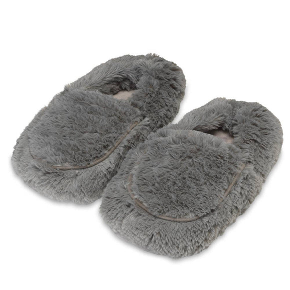 Grey Slippers Warmies