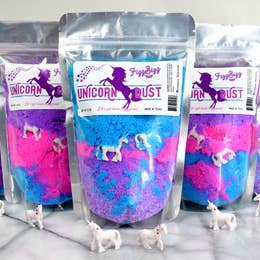 Unicorn Dust - Kids Bath Salts - Rock Creek Soaps
