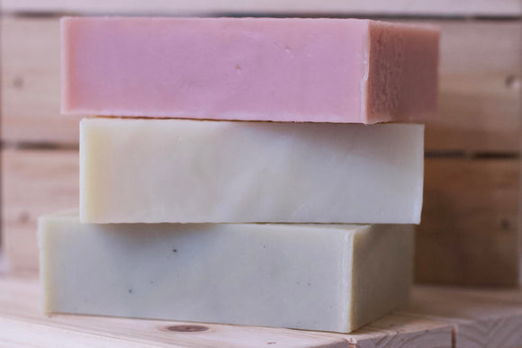 Organic Refreshing Essential Oil Soap<p><h6><I>Made by Her Campaign Survivor</i></h6></p> - Rock Creek Soaps