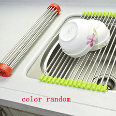 Stainless Steel Draining Organizer