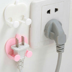 Plug Holder Sticky Hooks