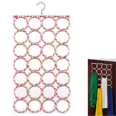 Multi functional 28 Hole Ring Organizer