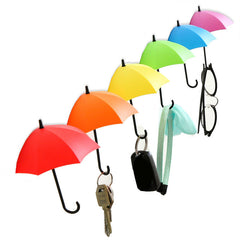Creative Umbrella Shaped Key Organizer