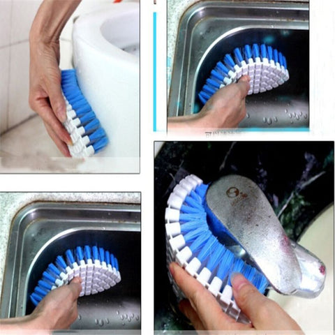 Bendable Corner Brush