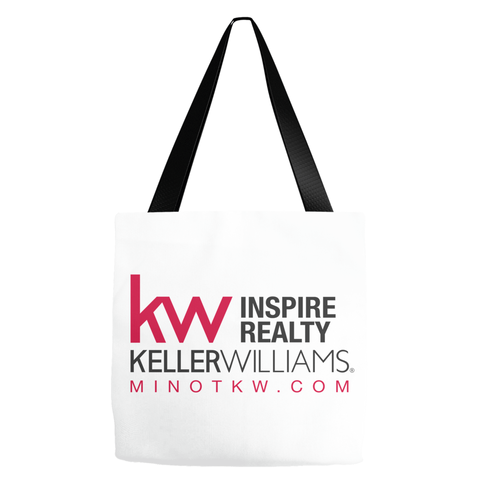 Keller Williams Tote Bags
