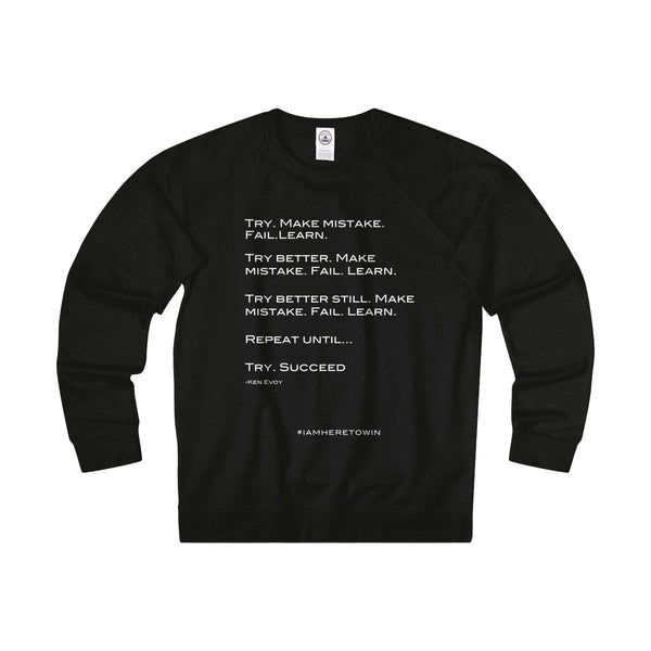 Try Make Mistake Sweatshirt Tee