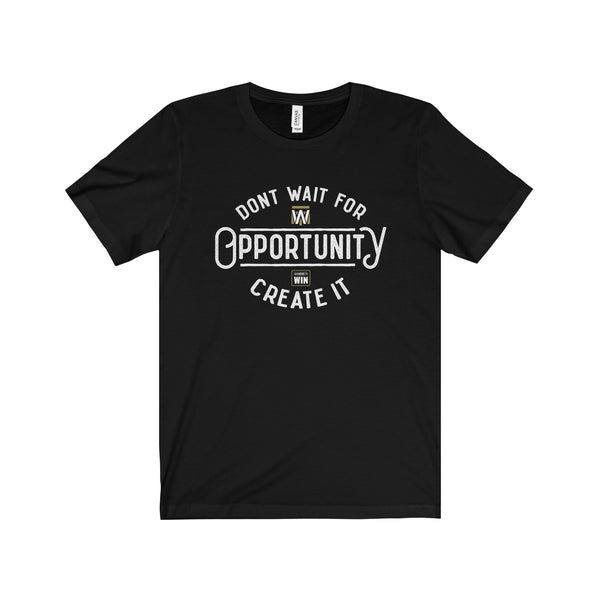 Opportunity Short Sleeve Tee