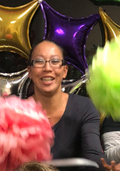 Amy Hadin is Director of Sales at Balloon Creations By Carolyn