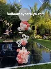 Deluxe Balloon Pillars