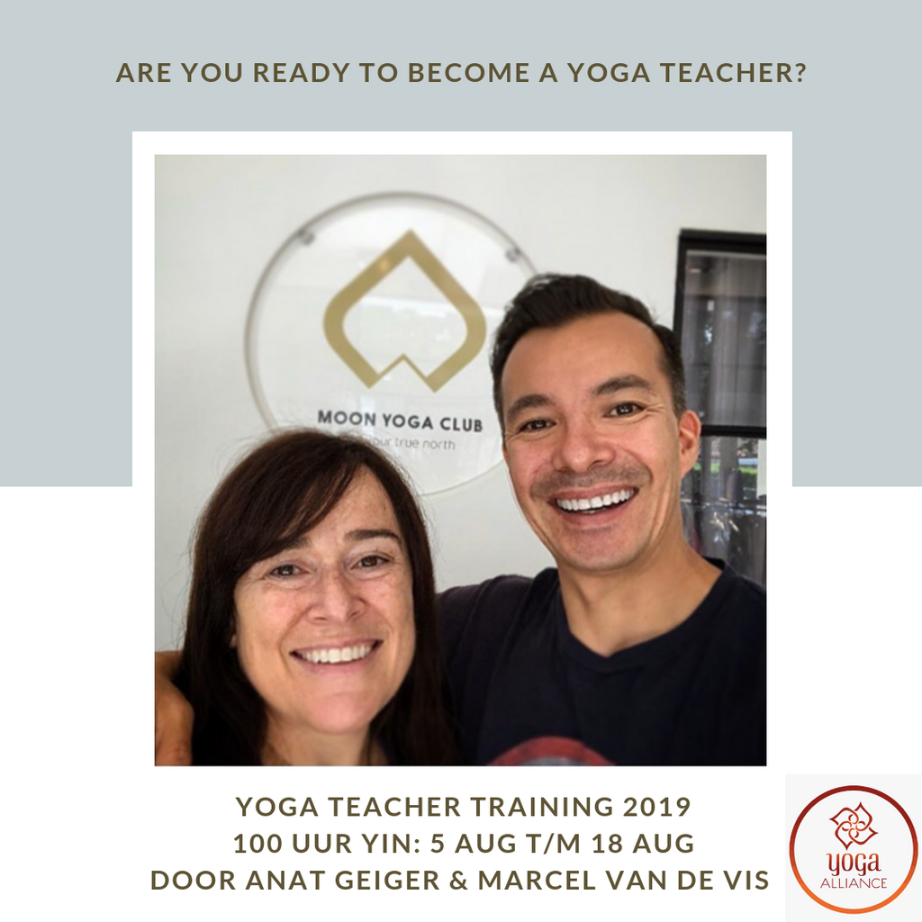 Are you ready to become a Yin Yoga Teacher?