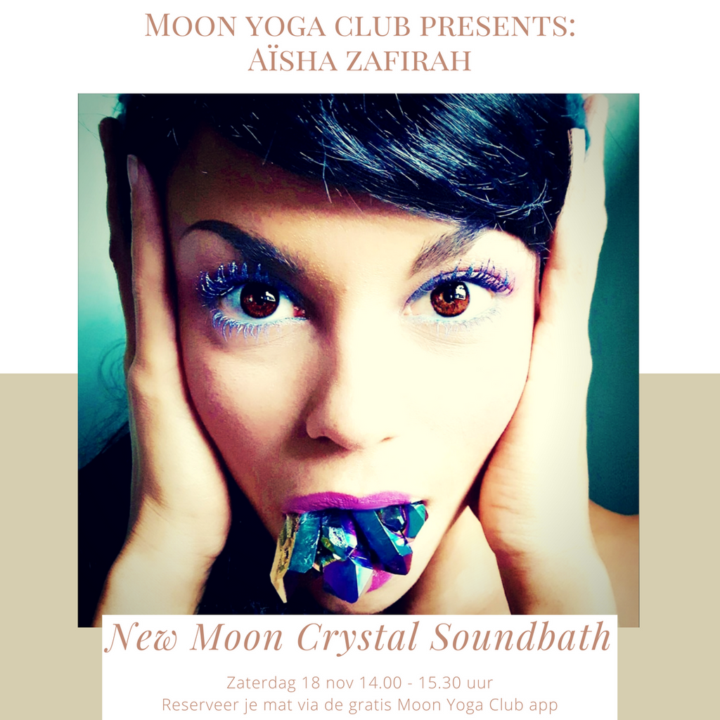 New Moon Crystal Soundbath